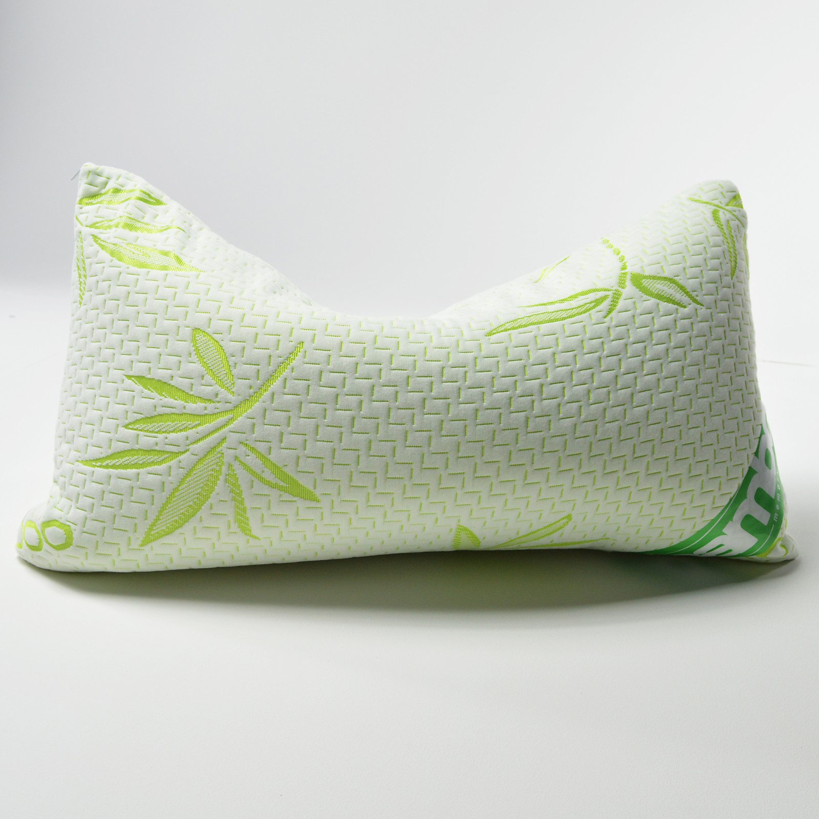 Bamboo Memory Foam Pillow - Removable Cover | eBay